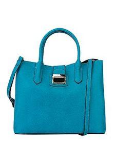 Женская кожаная сумка La Reine Blanche