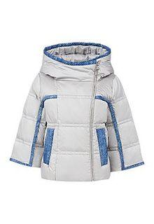 Короткая куртка с капюшоном La Reine Blanche