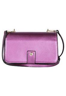Фиолетовая сумка кросс-боди La Reine Blanche
