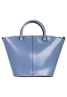 Кожаная сумка-тоут La Reine Blanche