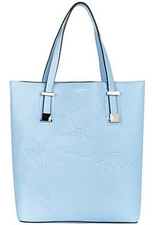 Сумка-шоппер из экокожи Tosca Blu