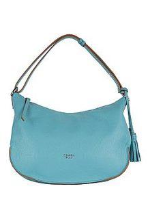 сумка из натуральной кожи Tosca Blu