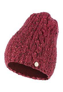 Вязаная шапка Snezhna