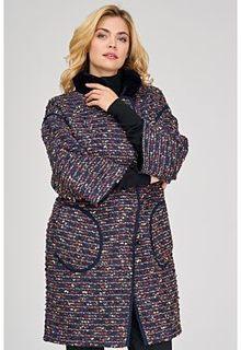 Двухсторонняя шуба из меха кролика Virtuale Fur Collection