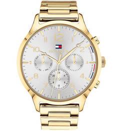 Металлические часы с хронографом Tommy Hilfiger