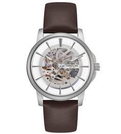 Механические часы с прозрачным циферблатом Automatic Kenneth Cole