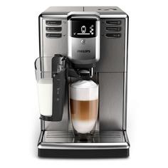 Кофемашина PHILIPS Series 5000 EP5035/10, серебристый/черный