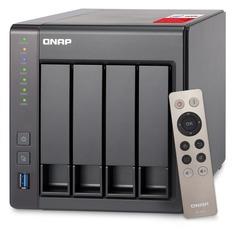 Сетевое хранилище QNAP TS-451+-8G, без дисков