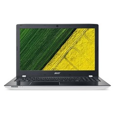 "Ноутбук ACER Aspire E5-576G-358M, 15.6"", Intel Core i3 7020U 2.3ГГц, 8Гб, 1000Гб, 128Гб SSD, nVidia GeForce Mx130 - 2048 Мб, DVD-RW, Linux, NX.GV9ER.001, черный/белый"