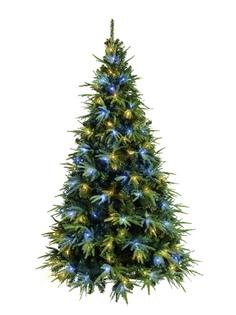 Crystal trees Ель Альба LED 1.8 с встроенной гирляндой KP3118L