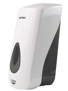 Дозатор Ksitex SD-1068AD-1000 для жидкого мыла White