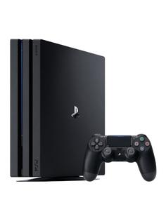 Игровая приставка Sony PlayStation 4 Pro 1Tb Black CUH-7208B