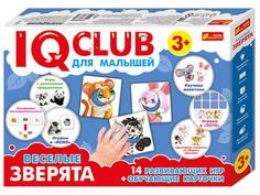 Пазл Ranok Creative IQ Club Веселые зверята 13152045Р