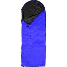 Спальный мешок-одеяло следопыт dreamer синий pf-sb-23