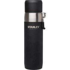 Термос stanley master 0.65 л, черный 10-03105-002