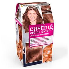 Крем-краска для волос LOREAL CASTING CREME GLOSS тон 680 Шоколадный мокко LOreal