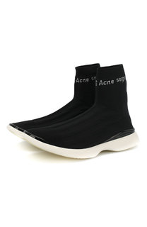 Текстильные кроссовки Acne Studios