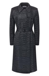 Стеганое пальто Givenchy