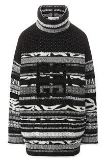 Пуловер свободного кроя Givenchy