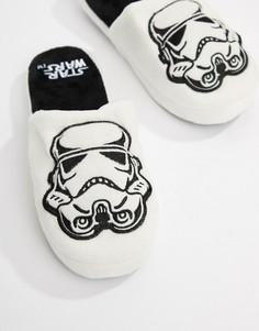 Слиперы Fizz Storm Trooper - Белый