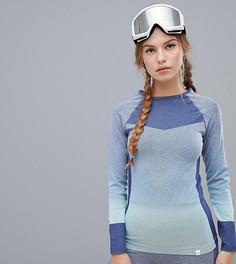 Синий лонгслив Roxy Passana - Синий