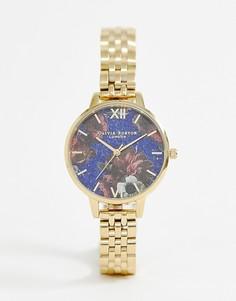 Часы Olivia Burton OB16SP13 Enchanted Garden - Золотой