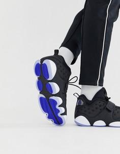 Черные кроссовки Nike Jordan Black Cat - Черный