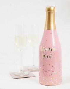 Копилка в виде вина просекко Sass & Belle - Мульти