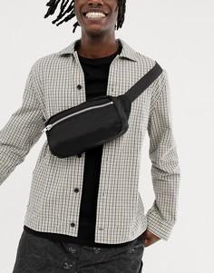 Нейлоновая сумка Weekday - Черный