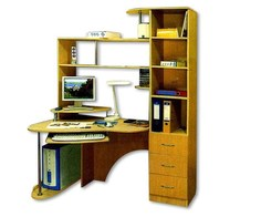 Компьютерный стол Альтере Mebelus