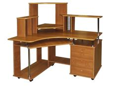 Компьютерный стол Арсенал-2 Mebelus