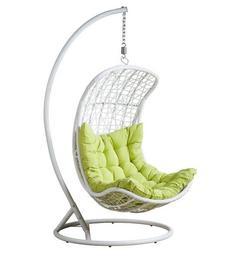 Плетеное подвесное кресло Виши 4sis