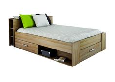 Кровать Принт Grey