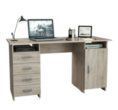 Письменный стол Милан-7 NEW МФ Мастер