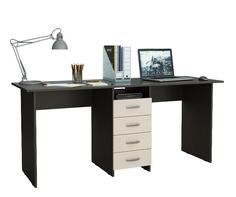 Письменный стол 2-х местный Тандем 2 МФ Мастер