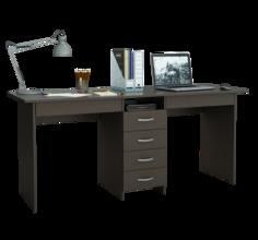 Письменный стол 2-х местный Тандем 2Я МФ Мастер