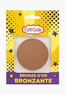 Бронзатор Estrade Bronze dor 116 звездный загар в блистере