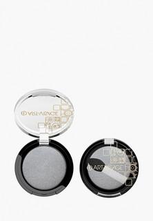 Тени для век Art-Visage COLOR DREAM одноцветные с аппликатором 122 серый перламутр