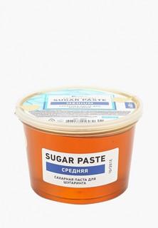 Воск для депиляции Milv «Sugar» medium. 600 гр