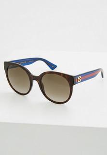 Очки солнцезащитные Gucci GG0035S004