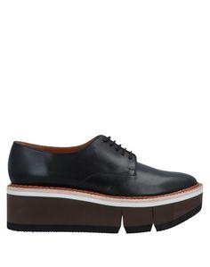 Обувь на шнурках Clergerie