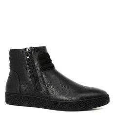 Ботинки ABRICOT S582-1 черный