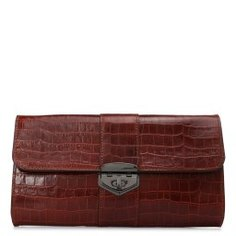 Клатч GERARD HENON RU12017 коричневый