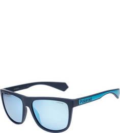 Солнцезащитные очки с зеркальными линзами Polaroid