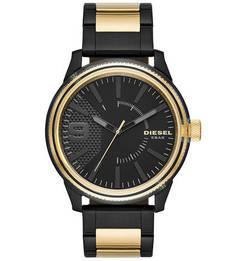 Кварцевые часы с круглым циферблатом Diesel