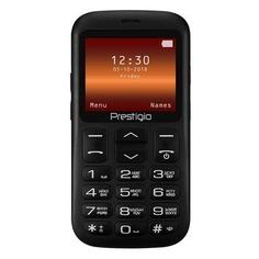 Мобильный телефон PRESTIGIO Muze L1 PFP1220DUO, черный