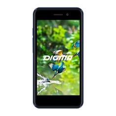 Смартфон DIGMA A453 3G Linx, синий