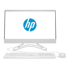"Моноблок HP 24-f0015ur, 23.8"", Intel Pentium Silver J5005, 4Гб, 1000Гб, Intel UHD Graphics 605, DVD-RW, Free DOS 2.0, белый [4gv52ea]"