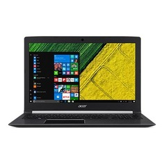 "Ноутбук ACER Aspire A517-51G-5284, 17.3"", IPS, Intel Core i5 8250U 1.6ГГц, 8Гб, 1000Гб, 128Гб SSD, nVidia GeForce Mx150 - 2048 Мб, DVD-RW, Linux, NX.GSXER.014, черный"