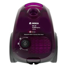 Пылесос BOSCH BGN21700, 1700Вт, фиолетовый